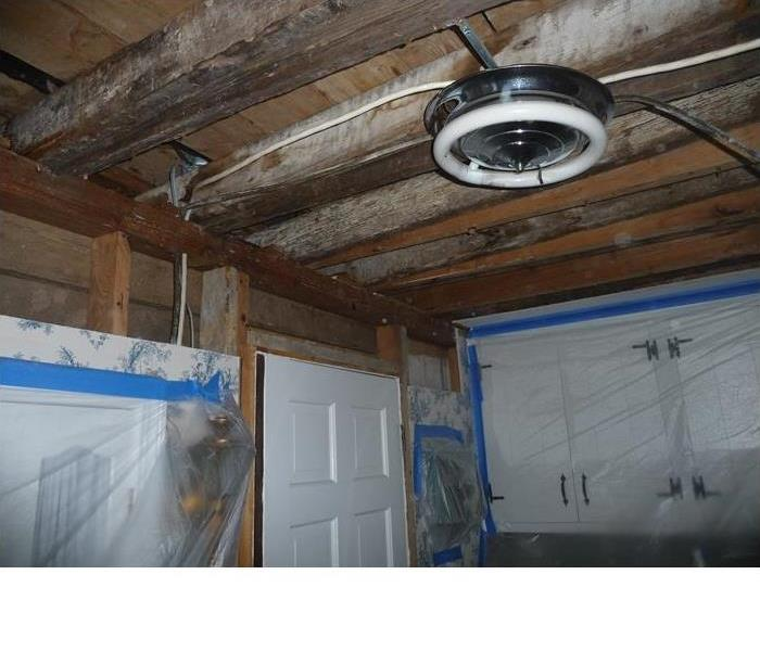 Water Damage in Mansfield, MA After