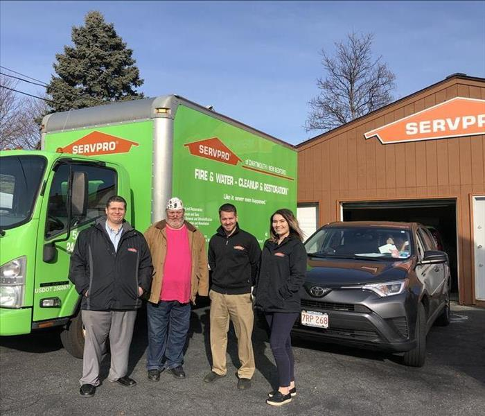 Why SERVPRO Donation Drive- Fall River, MA 02724